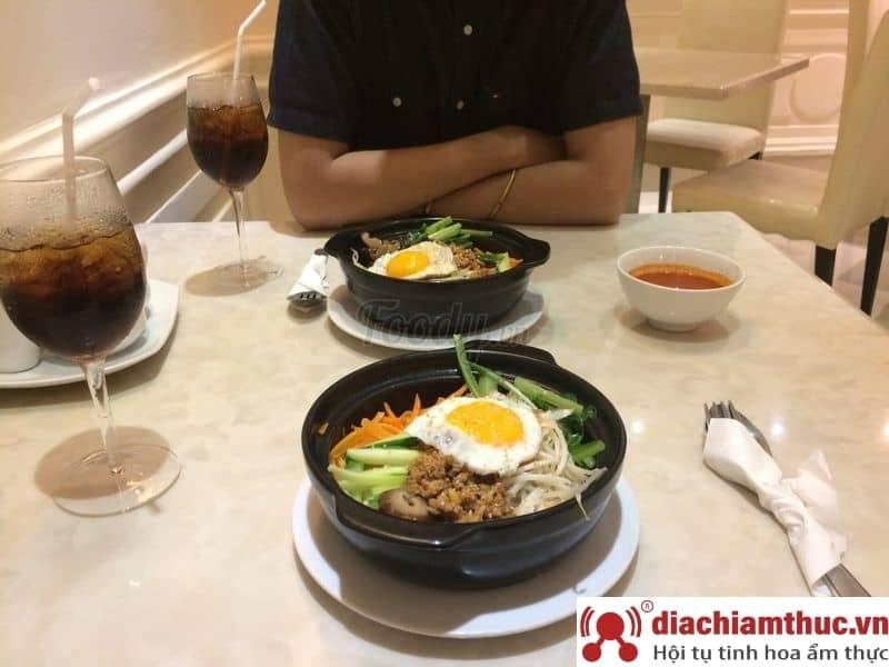Nhà hàng Blue Diamond Quận 1 SG