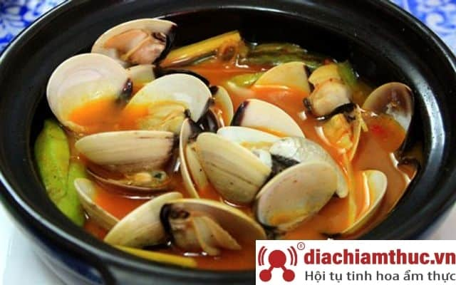 Nhà hàng Cánh Buồm huyện Côn Đảo