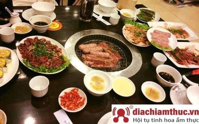Nhà hàng Chen By NamChen TP Hà Nội