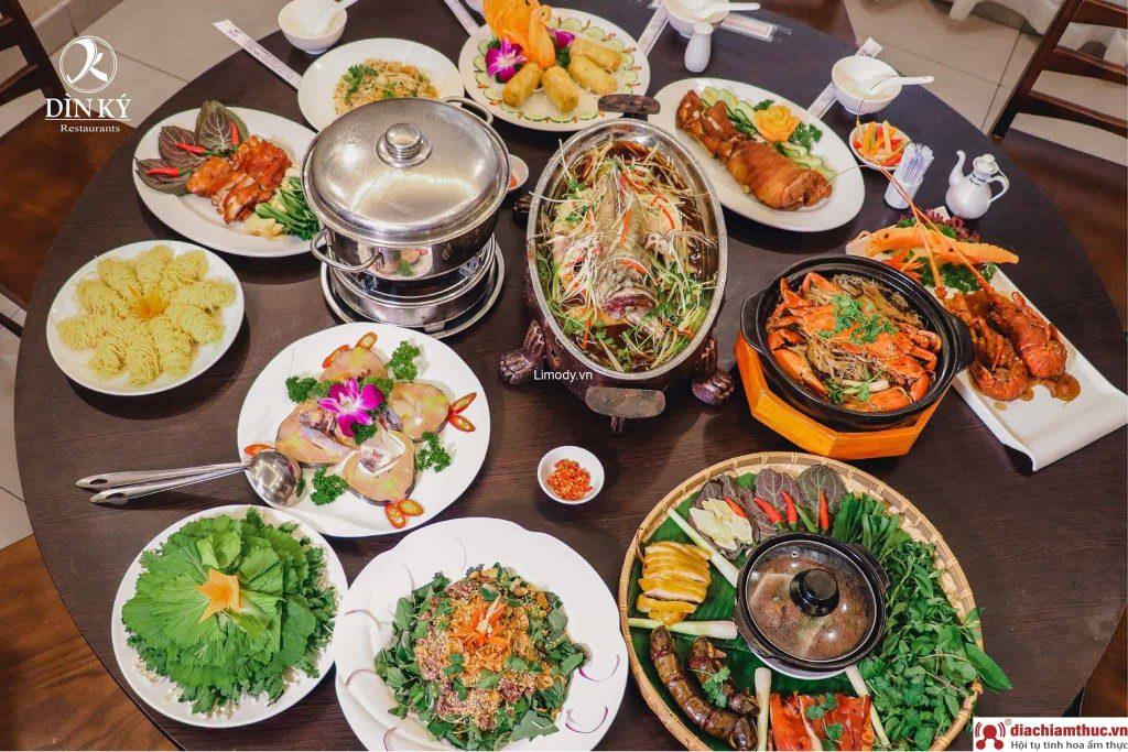 Nhà hàng Dìn Ký Quận 1 HCM