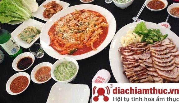 Nhà hàng Phương Nguyên Hà Nội