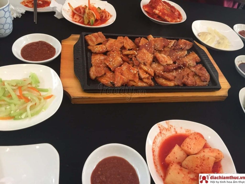 Nhà hàng Phương Nguyên TP. Hà Nội