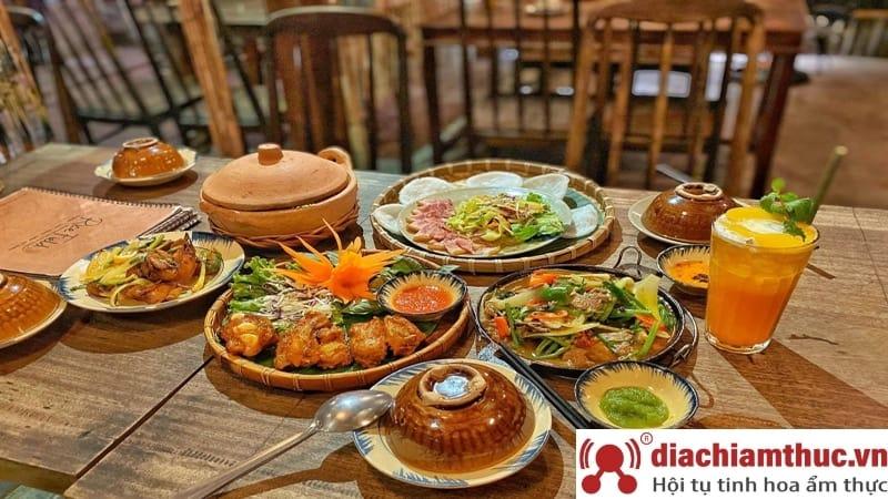 Nhà hàng Rice Field Hồ Tùng Mậu Sài Gòn