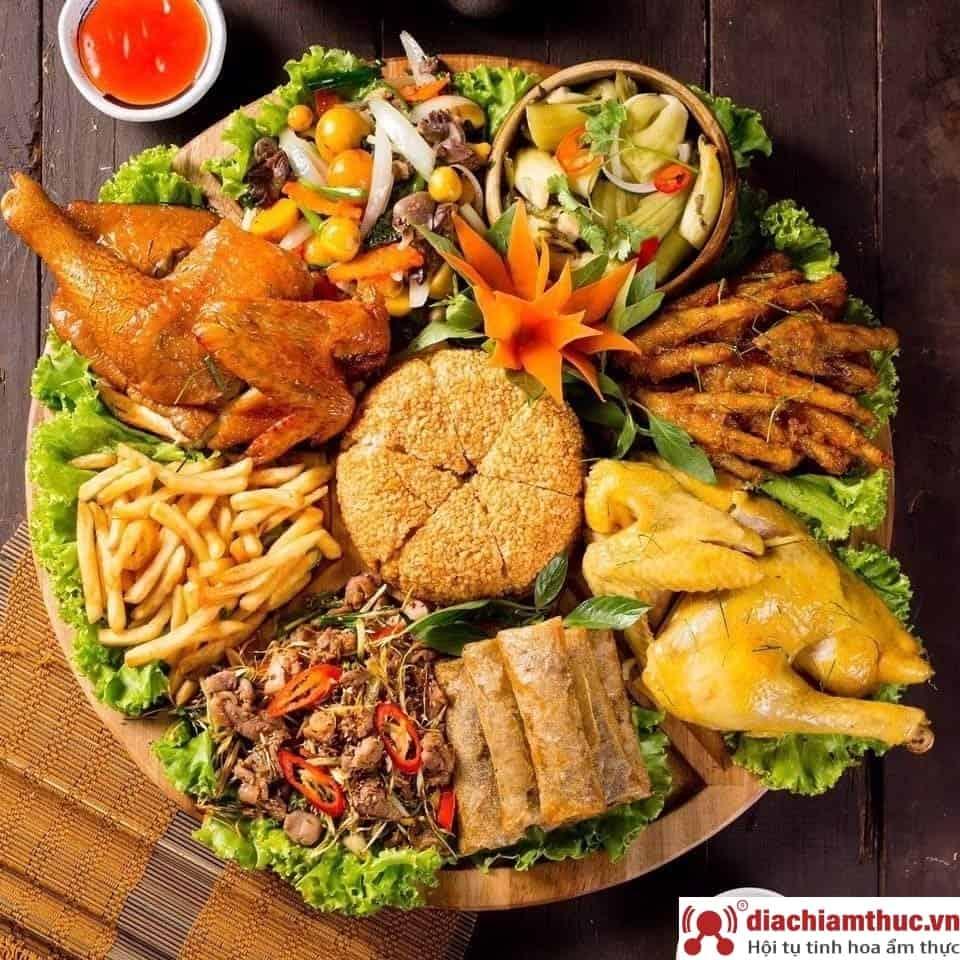 Nhà hàng Sơn Thiên Hà Nội