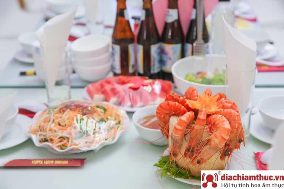 Nhà hàng Sơn Thiên TP Hà Nội