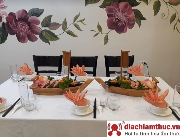 Nhà hàng Xanh Garden TP Hà Nội