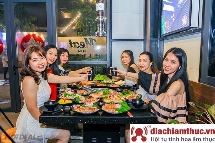 Nhà hàng Xanh Garden TP. Hà Nội