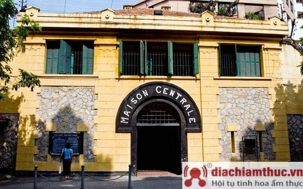 Nhà tù Hoả Lò Hà Nội