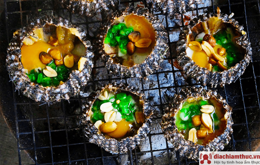Nhum hải sản Phú Quốc