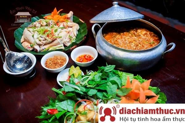 Những nhà hàng Hà Nội
