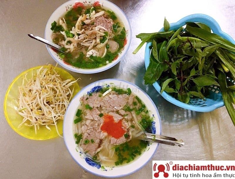 Phở Hà Thành – Hàm Nghi Đà Nẵng