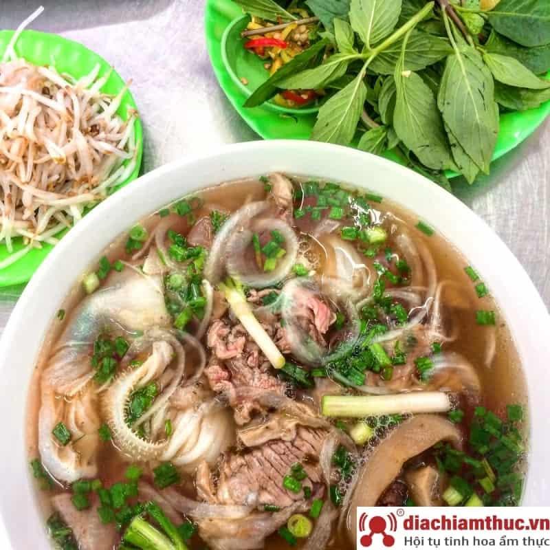 Phở Phú Vương Sài Gòn