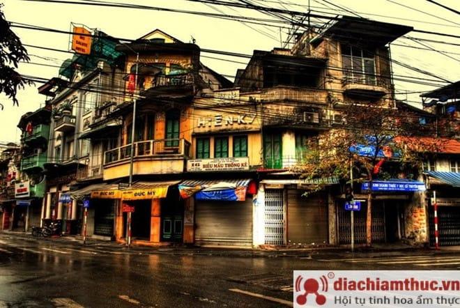 Phố cổ thủ đô Hà Nội