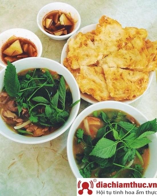 Phở rán Khâm Thiên Hà Nội