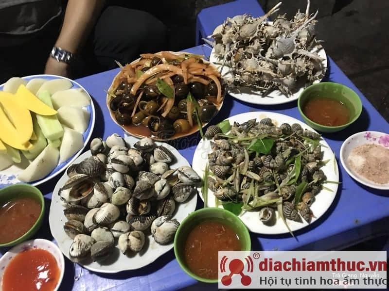 Quán Ốc Sơn Béo Hạ Long