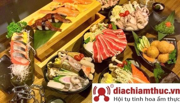 Quán Sio Sushi Hà Nội