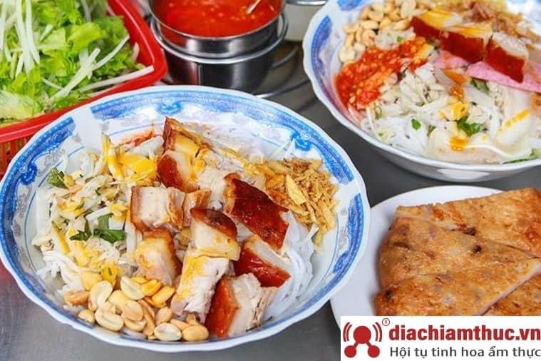 Quán Vân – Bún Mắm Thịt Quay Đà Nẵng