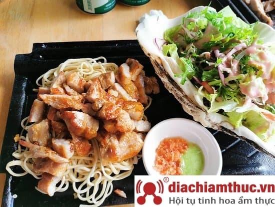 Quán ăn Gia Minh huyện Côn Đảo