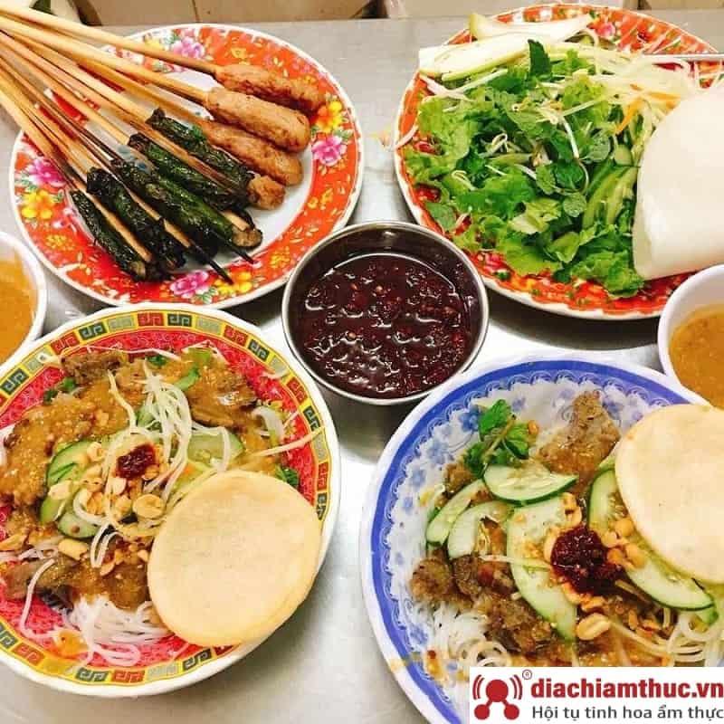 Quán ăn sáng Đà Nẵng
