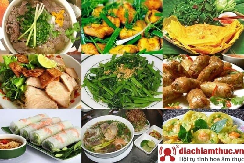 Quán ăn tối Hà Nội
