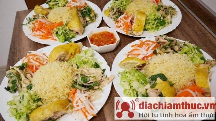 Quán ăn trưa Nha Trang