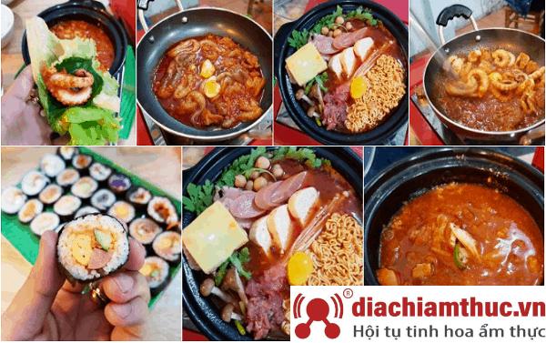 Quán ăn vặt Nha Trang