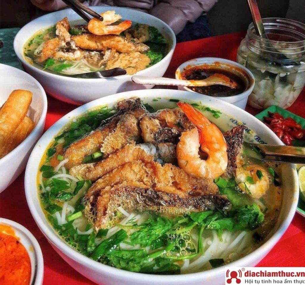 Quán bánh canh - Bún cá Hai Cá Nha Trang