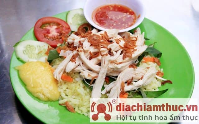 Quán cơm gà Trâm Anh Nha Trang