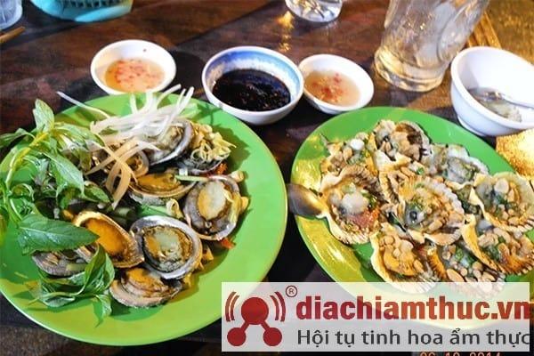 Quán hải sản Nhật Phong Nha Trang