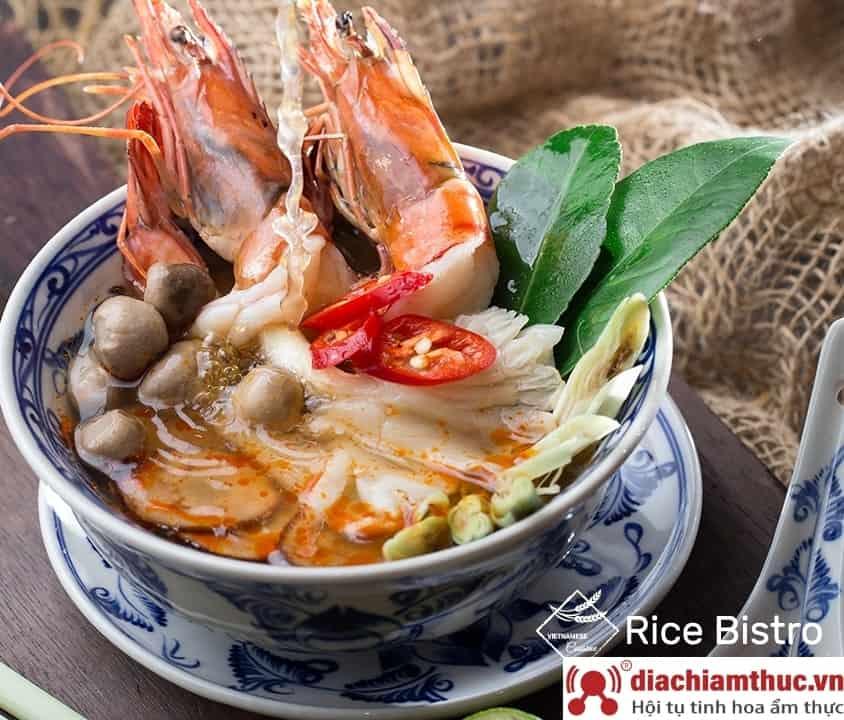 Rice Bistro TP Hà Nội