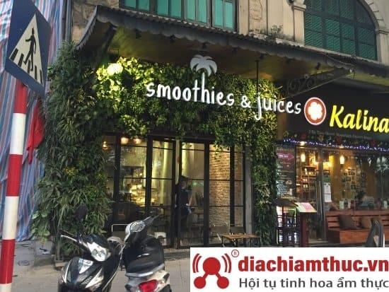 Smoothies & Juices Hà Nội