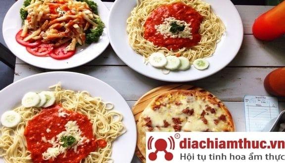 Spaghetti Box Hà Nội