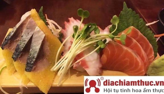 Sushi nhí Bình Thạnh