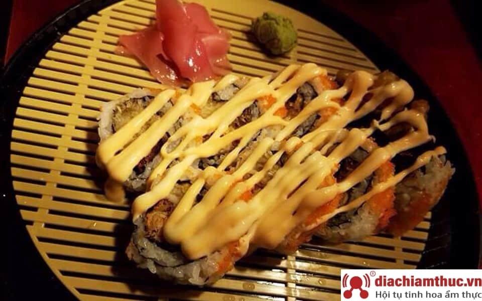 Sushi vỉa hè Wasabi Nha Trang