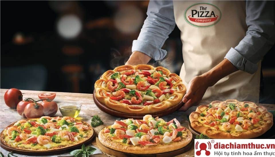 The Pizza Company HCM