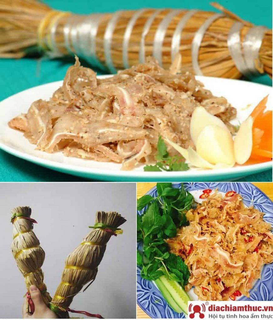 Tré Quy Nhơn đặc sản Bình Định