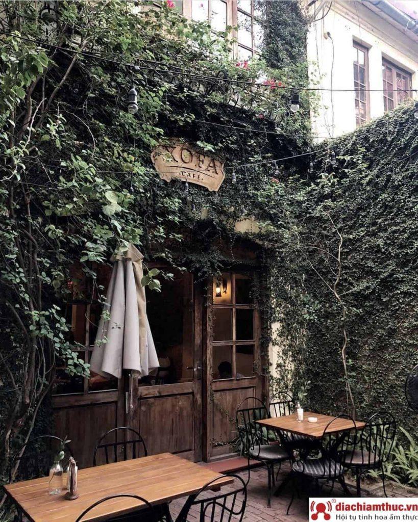 Xofa Cafe Hà Nội