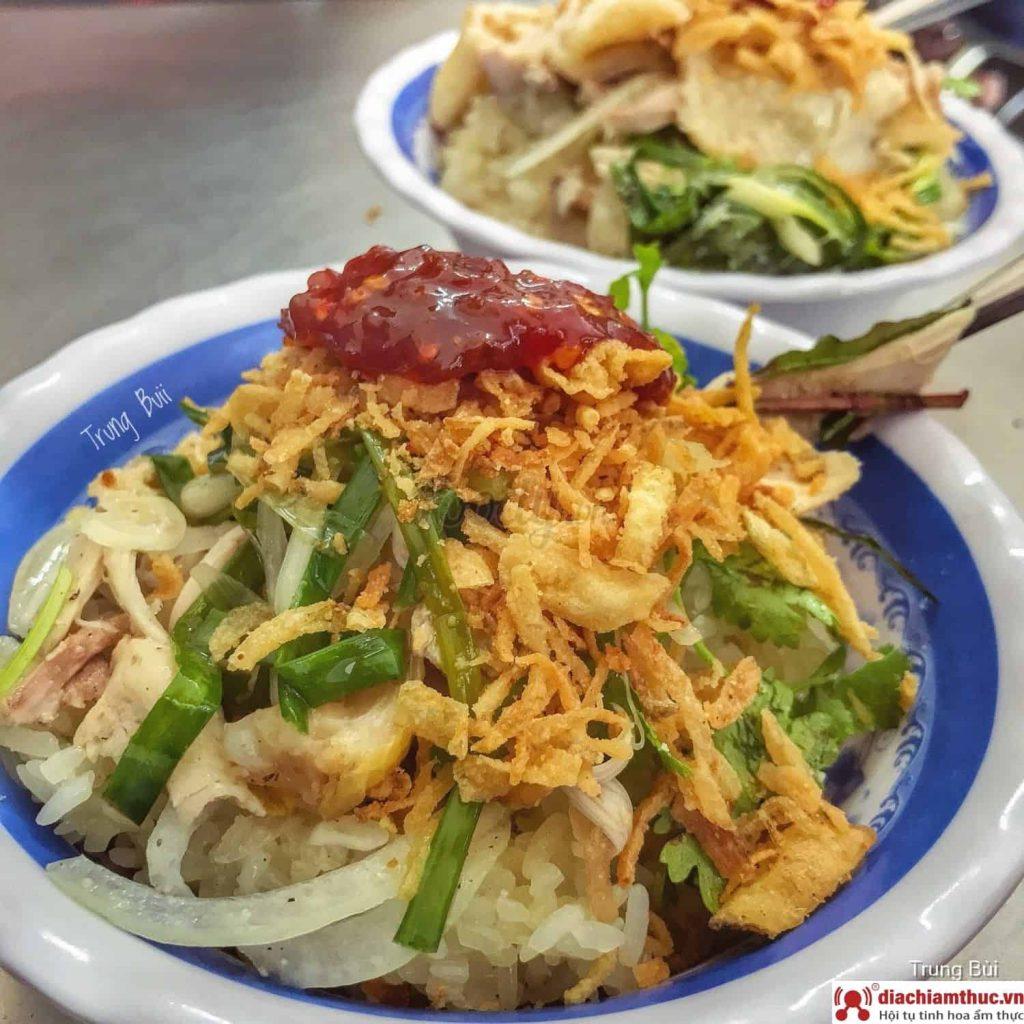 Xôi gà Nguyễn Thị Minh Khai Đà Nẵng