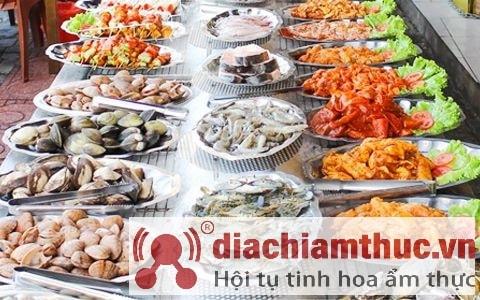 Zallo Buffet Restaurant Nha Trang