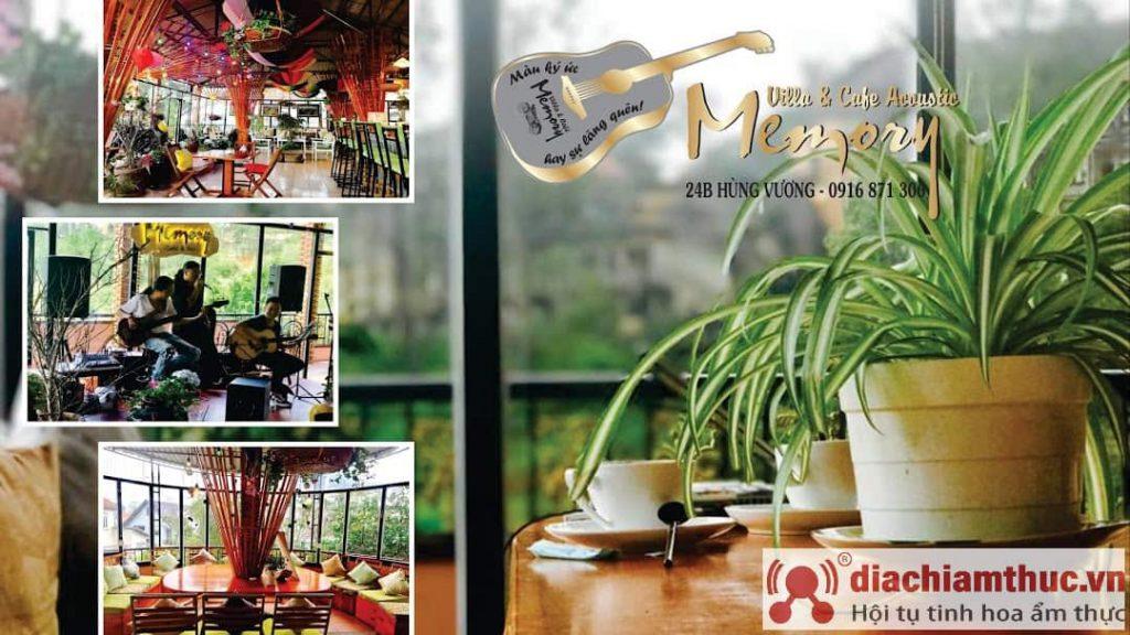 Cafe Memory Đà Lạt