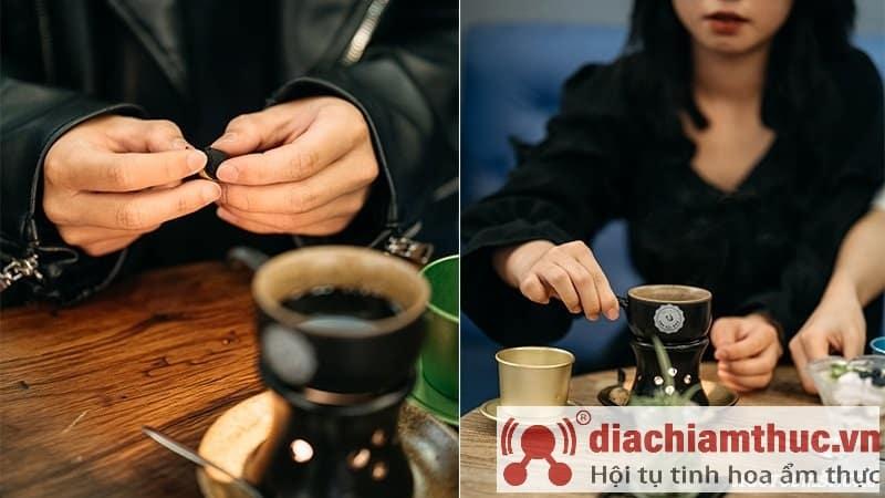 cafe Tỏi Đen Đà Lạt