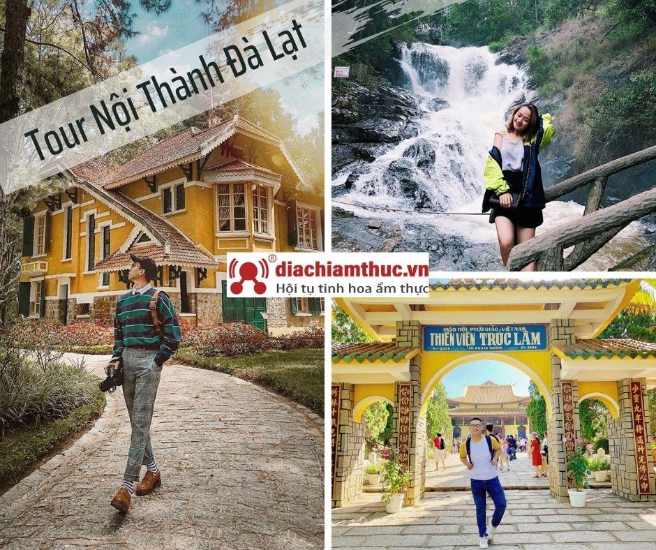 City Tour Đà Lạt