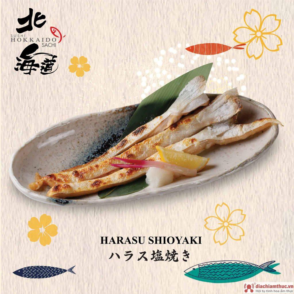 harasu shuoyaki