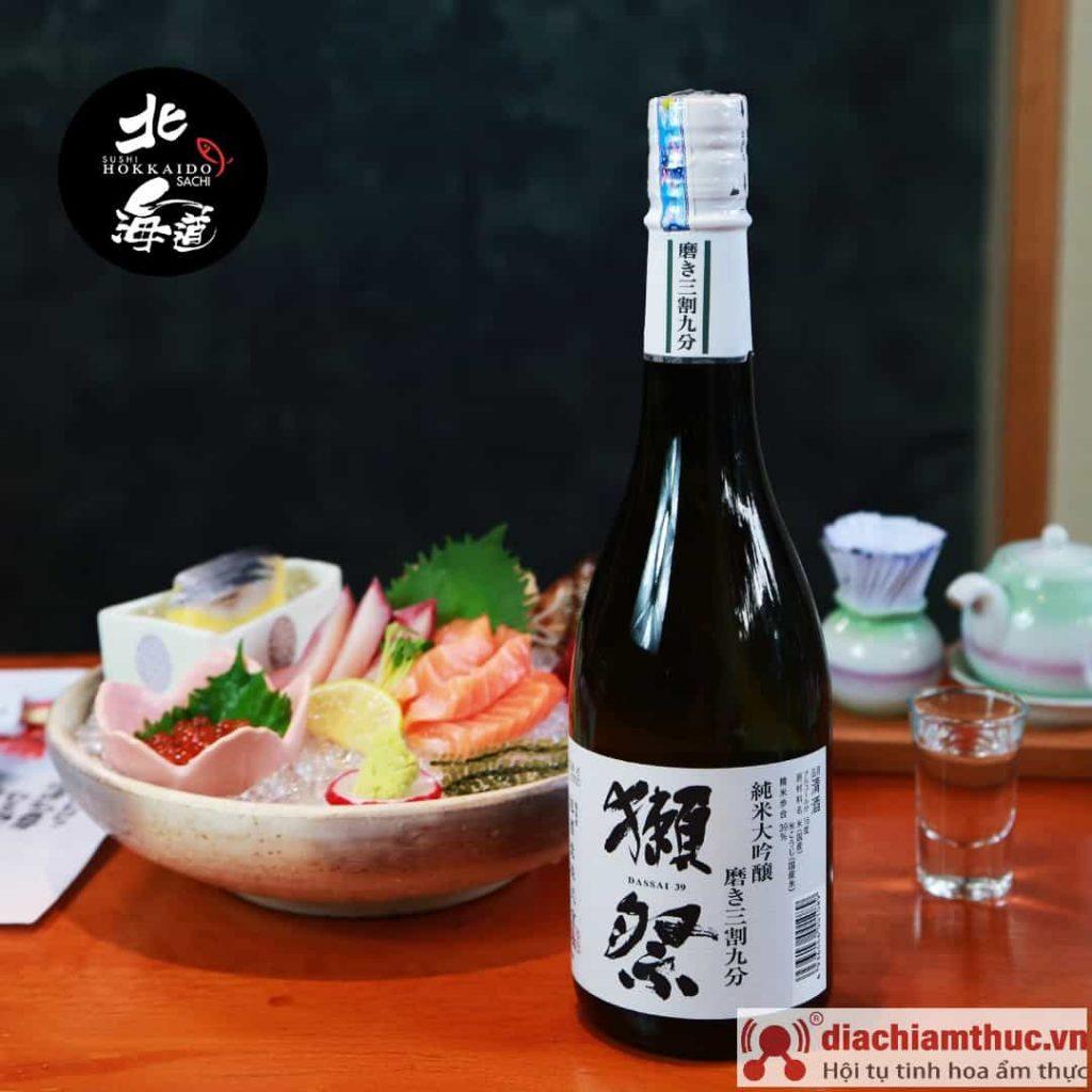 Món ngon ở sushi hokkaido