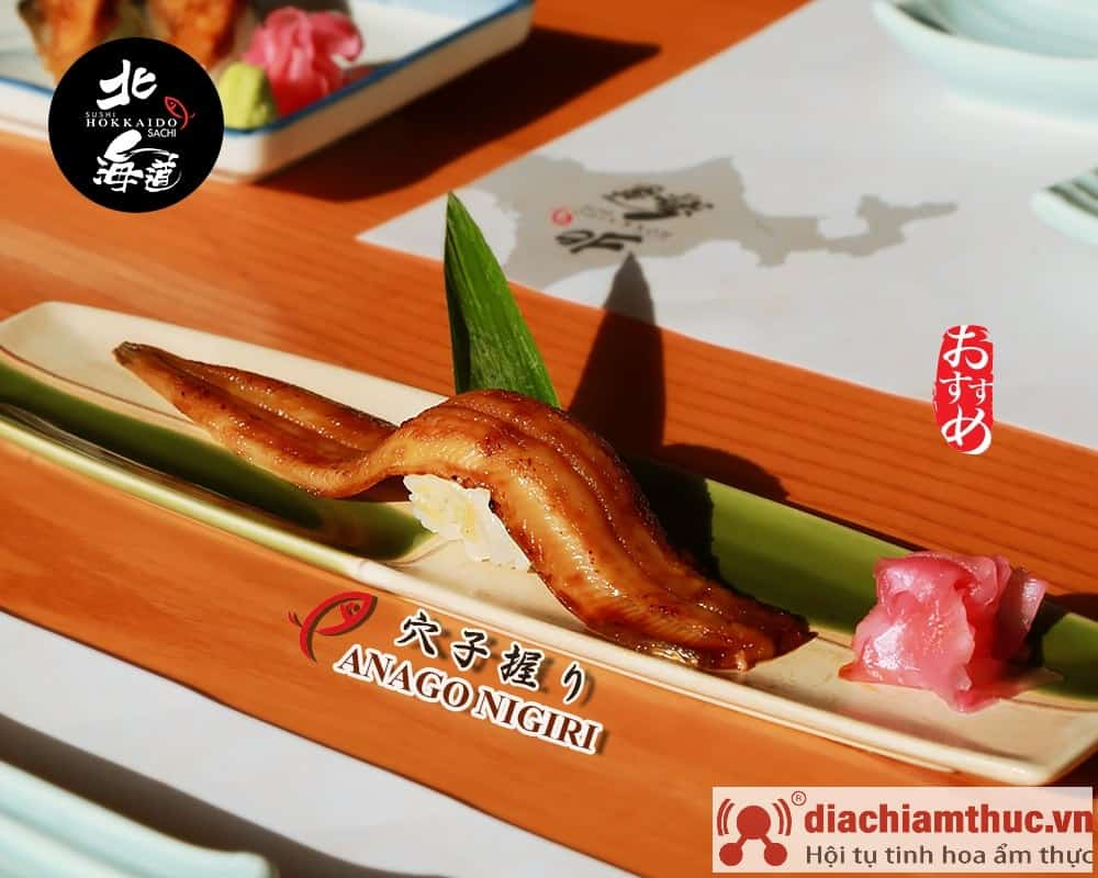 Nhà hàng Nhật sushi hokkaido