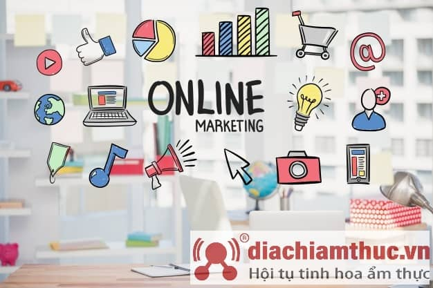 Vì sao phải marketing online