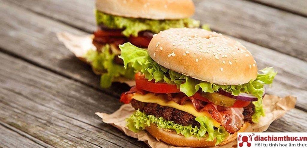 Back's Burger