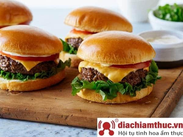 Bánh Hamburger