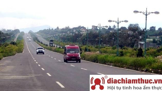 Bảo Lộc - Quốc lộ 20