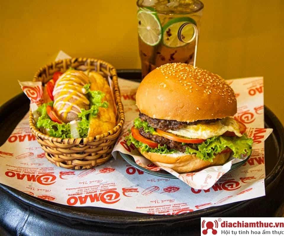 Bmao Hamburger & Hot dog